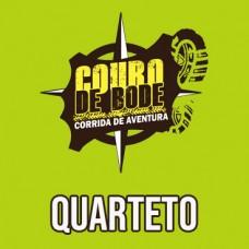 QUARTETO - COURO DE BODE 2020